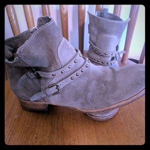 Ankle boots Italian Leather